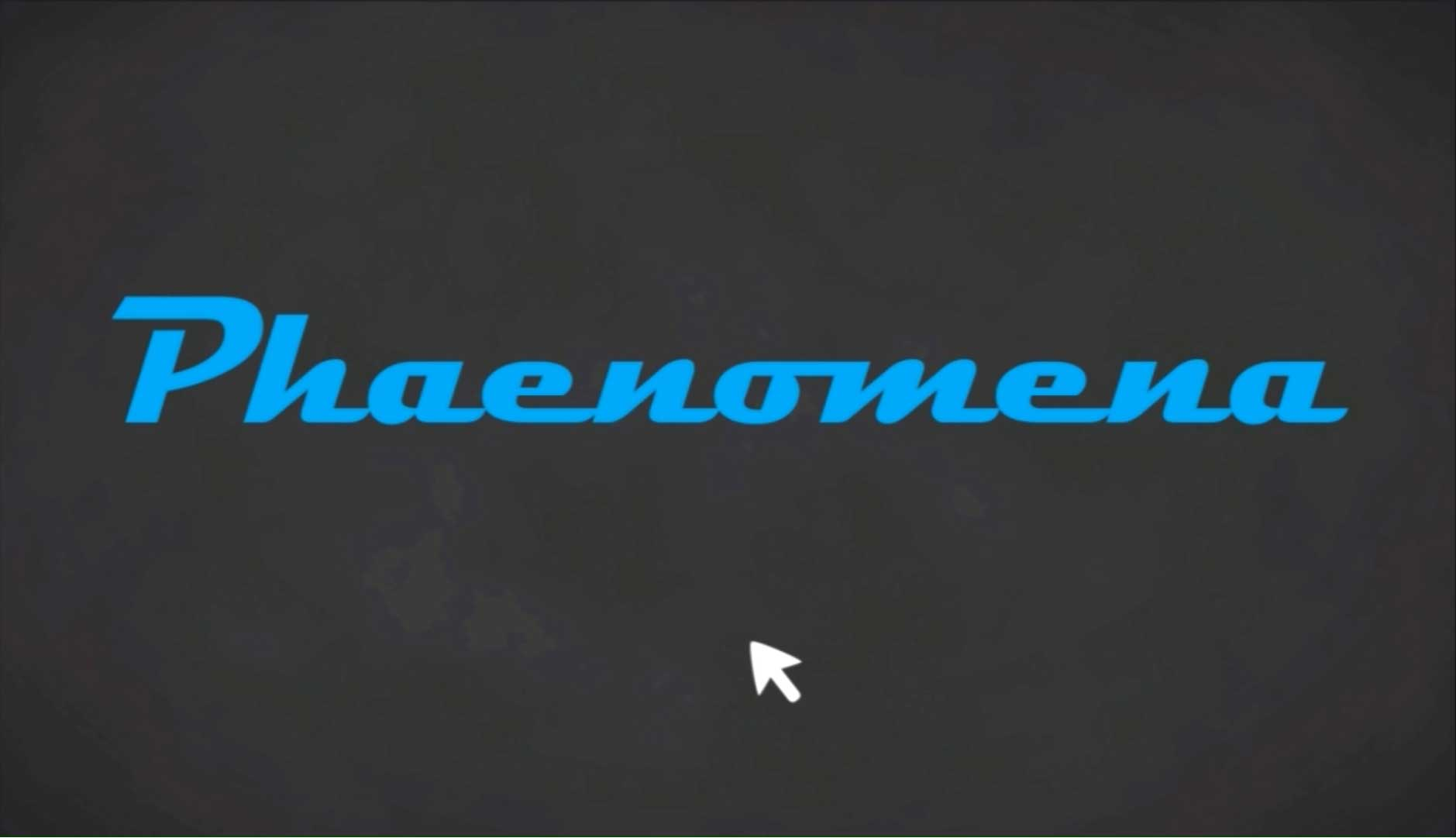 Video Phaenomena